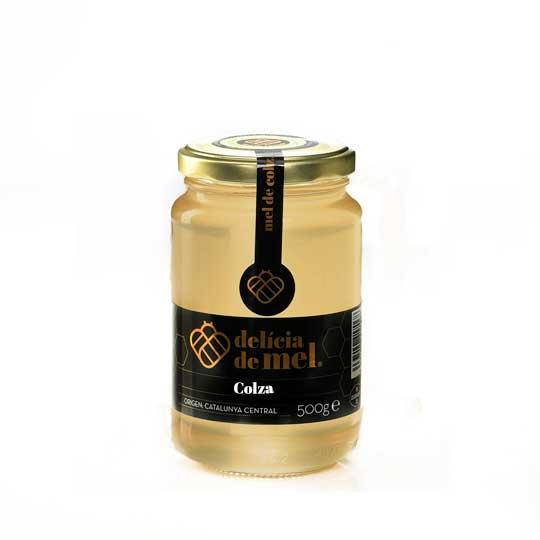 mel de colza 500